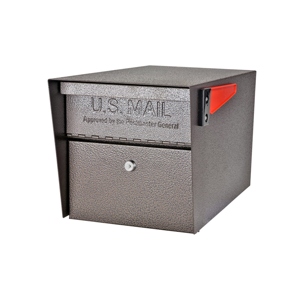 Picture of: Heavy Duty Locking Mailbox Standard Size Mailbox Shoppe